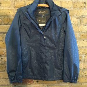 Eddie Bauer Rain Jacket XS (fits like a size S)